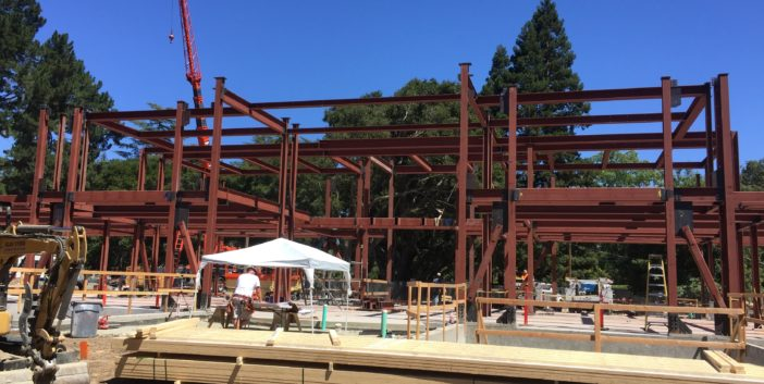 Atherton Portola Valley Steel Construction Project - 172 TUSC 1