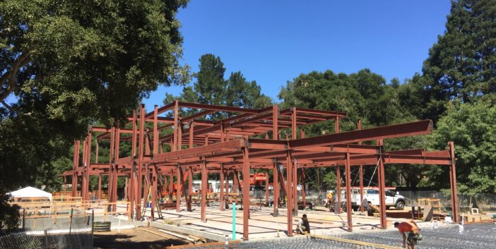 Atherton Portola Valley Steel Construction Project - 172 TUSC 3