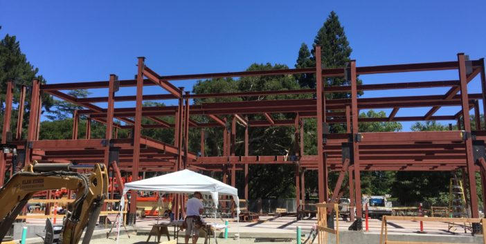 Atherton Portola Valley Steel Construction Project - 172 Tusc 4