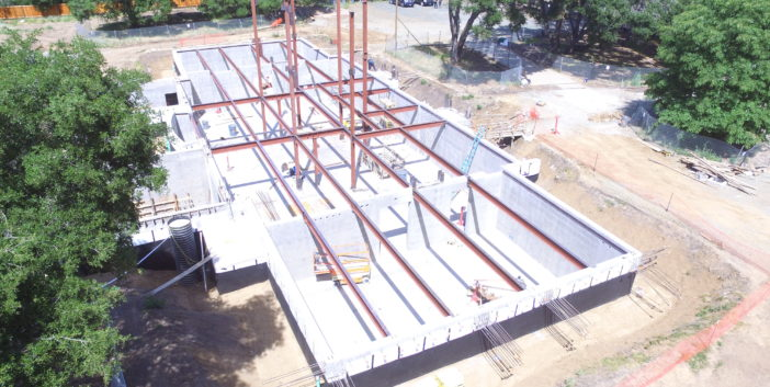 Atherton Portola Valley Steel Construction Project - 0009